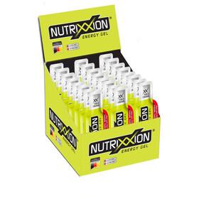 Nutrixxion Energy Gel Box with caffeine 24 x 44g, with Caffeine